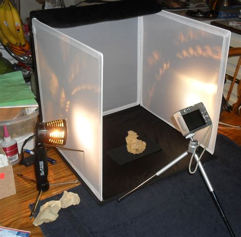 Portable Light Box by Portable Light Box Fossil Photography The Fossil Forum
