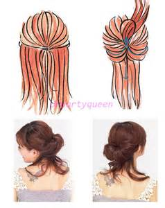 Hairstyle Helper Tools by 2 Topsy Hair Braid Ponytail Diy Maker Styling Tool