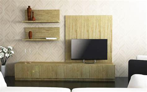 best tv unit designs in india buy petrel rustic entertainment unit online homelane india