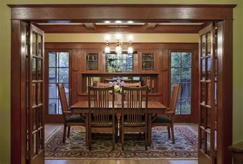 mission style dining room portland craftsman dining room craftsman style and homes