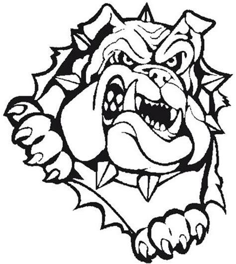 free bulldog clipart pictures clipartix