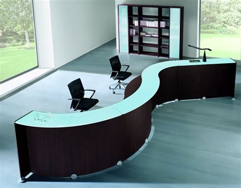 Glass Reception Desk Quotes Glass Reception Desk