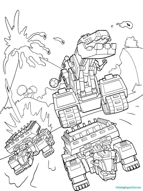 dinotrux coloring page dinotrux coloring pages tonton coloring pages for kids