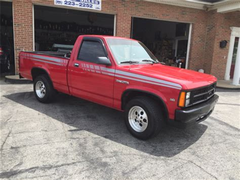 dodge dakota 1989 1989 dodge dakota for sale carsforsale