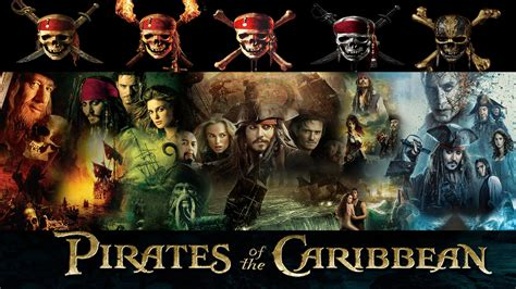 the pirates of the caribbean series pirates of the caribbean 1 5 series wallpaper by the dark