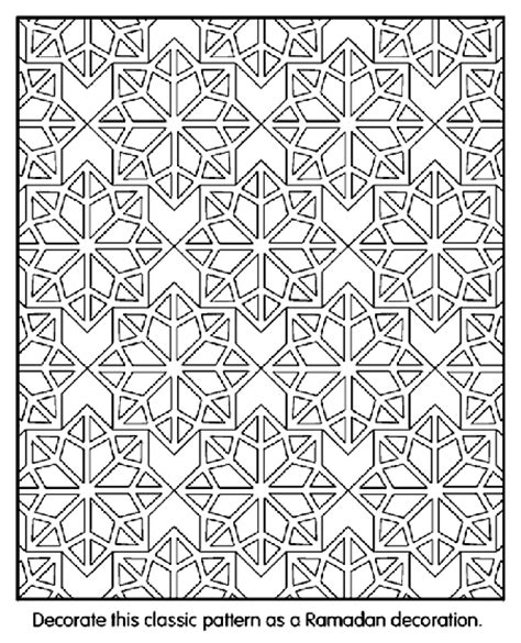 mosaic pattern worksheets mosaic printable coloring pages