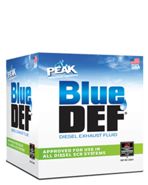 what does def fluid do bluedef diesel exhaust fluid bluedef peakhd