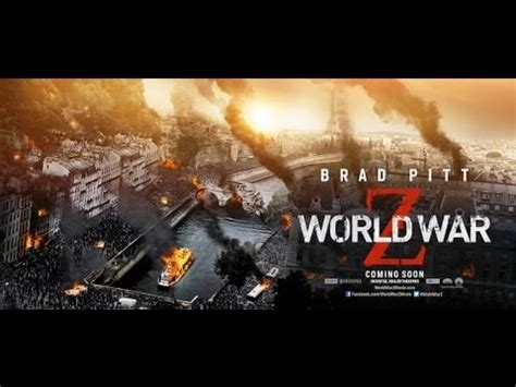 film streaming world war z quot world war z 3d quot movie review youtube