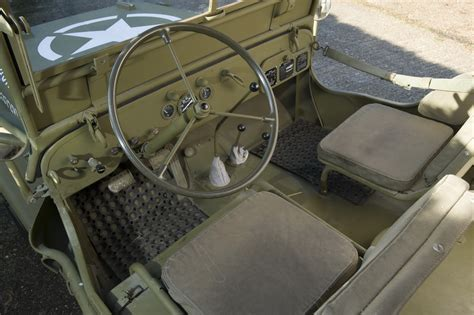 willys jeep interior interior 1944 willys mb