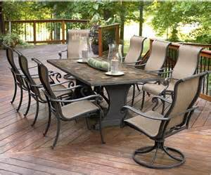 Outside Patio Dining Sets by Outdoor Patio Dining Set Patio Design Ideas
