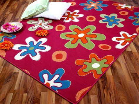 teppich blumen teppich modern trendline pink blumen 4 gr 246 223 en teppiche