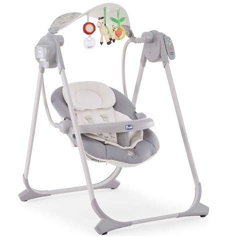 polly swing chicco balancelle polly swing up chicco