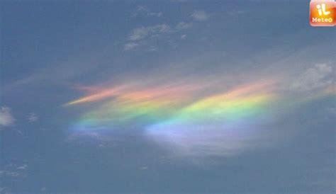 ilmeteo pavia alba e nubi arcobaleno a pavia 187 ilmeteo it