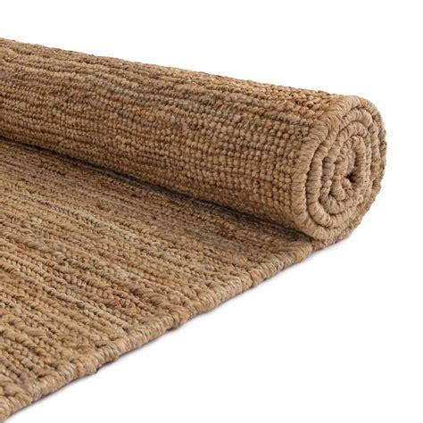 teppiche natur teppich alwar natur geflochten urbanara