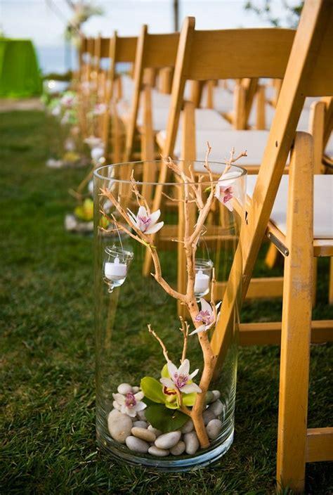 diy wedding aisle decoration ideas diy wedding decoration ideas starsricha