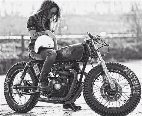 Triumph Motorrad Instagram by Instagram Caferacerturkiye Girls On Bike