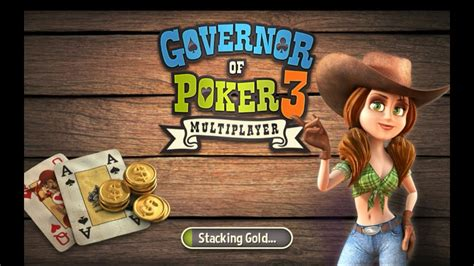 governor  poker  multiplayer gameplay  android youtube