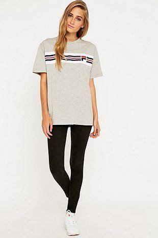 Stripes Shirt B L F fila cameron stripe t shirt f i l a