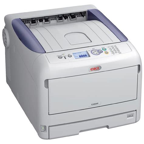 Printer Oki oki c822dn laser printer free delivery printerbase co uk