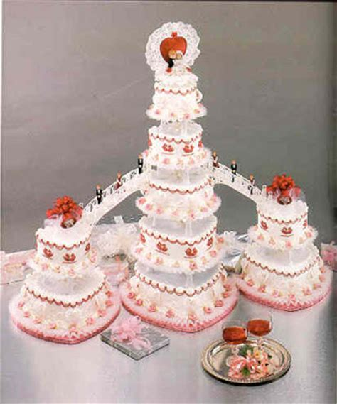 Wedding Anniversary Ideas Calgary by Wedding Cakes With Fountains