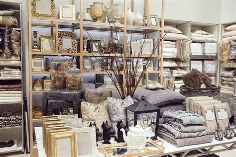 home decor store store guide zara home another area of the store emphasizes
