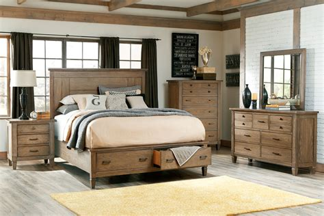 Gavin Wood Bedroom Furniture Collection Wood Bedroom Bedroom Sets Furniture
