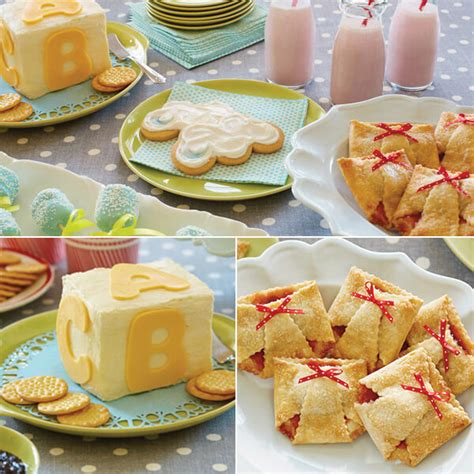 Ideas For Baby Shower Food baby shower food ideas hallmark ideas inspiration