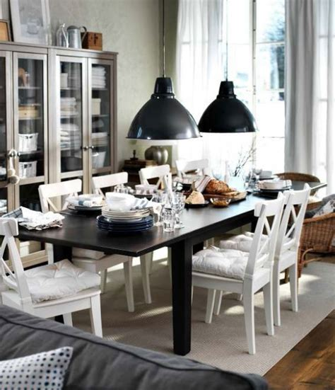 Ikea Dining Room Design Ideas 2012 Digsdigs Ikea Furniture Dining Room