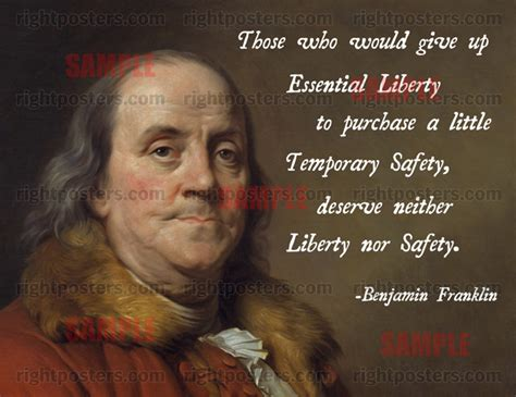 Liberty Tax those who would give up essential liberty to purchase a