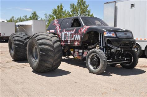 outlaw monster truck pin outlaw monster truck on pinterest