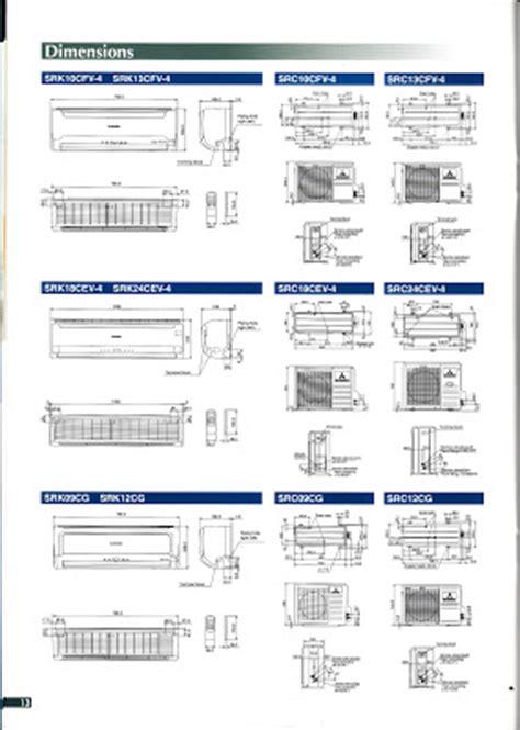 Ac Ukuran Setengah Pk ukuran kapasitor ac lg 1pk 28 images ukuran kapasitor