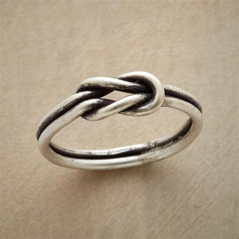 how to do an infinity knot infinity knot ring robert redford s sundance catalog