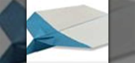 Origami Paper Plane - how to origami a flying paper plane japanese style