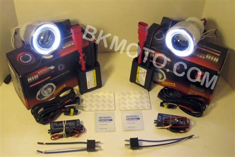 Headl Reflektor Er6 Er6n Original motorcycle hid projectors halo eye zx6r 650r sv650s