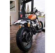 Triumph Scrambler  Scrambled Motorcycle