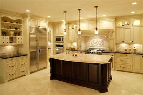 the luxury kitchen with white color cabinets home and 133 luxury kitchen designs