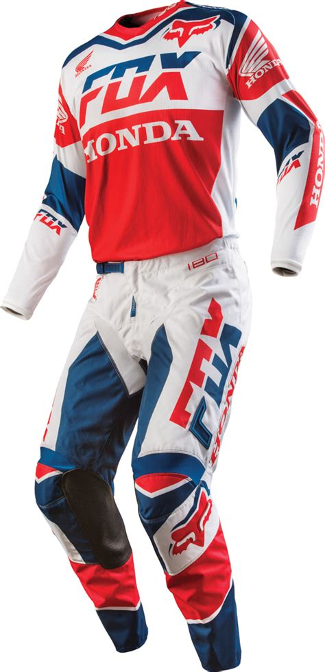 fox honda motocross gear 2016 fox gear release transworld motocross