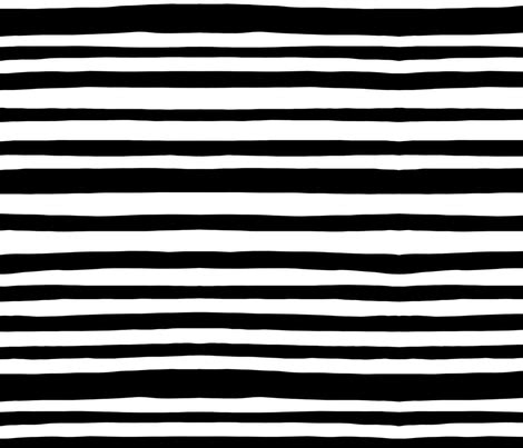stripe pattern sketch black and white sketch stripe fabric beesocks spoonflower