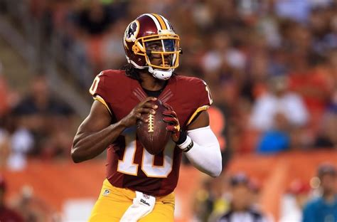 2015 robert griffin iii washington redskins redskins preseason progress report passing game riggo