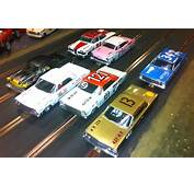 Vintage Slot Car Racing  Historic Classic