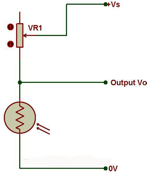 how to measure resistance of a variable resistor voltage divider rule build circuit