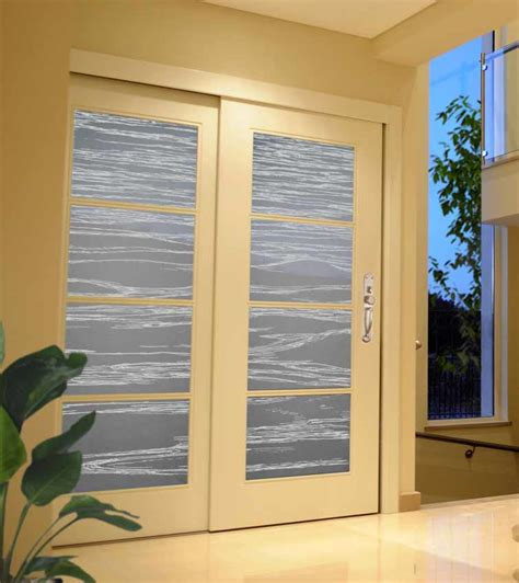 glass door designs frosted glass door panels clearlight designs