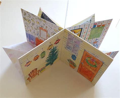 dollhouse book dollhouse book 3d folding house