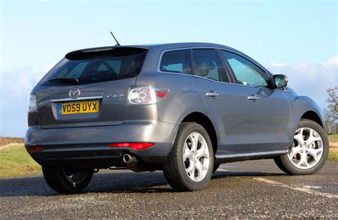 used mazda 7 mazda cx 7 estate review 2007 2011 parkers