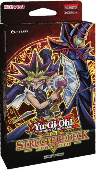 structure decks yugioh yugi muto structure deck konami toywiz