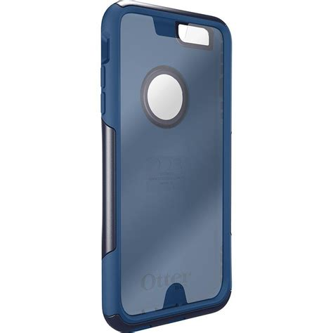 Otterbox Commuter Series Ink Blue Casing For Iphone 6 6s otterbox commuter series slim tough iphone 6 plus 6s plus ink blue ebay
