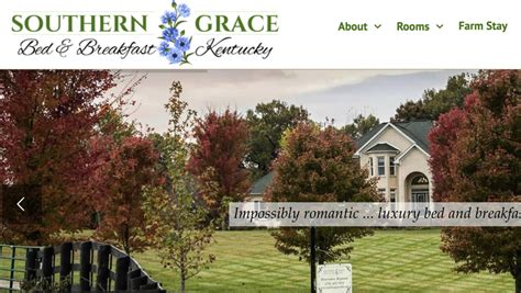 Southern Grace Bed And Breakfast by Southern Grace Bed And Breakfast Named Best In