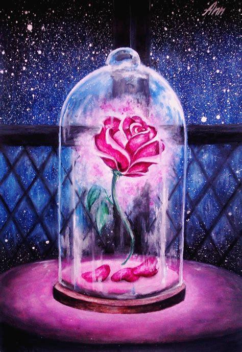 enchanted roses kltkxdueite by annspencil deviantart com on deviantart