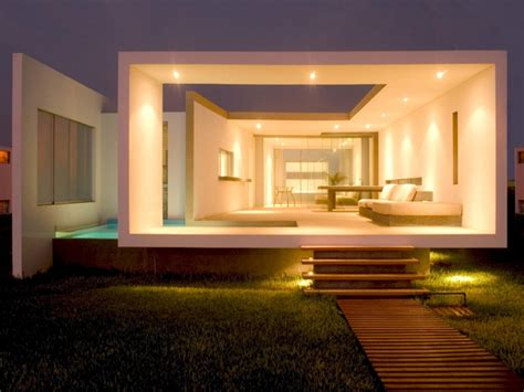 House Lighting Design Images | best outdoor lighting cool beach houses small modern