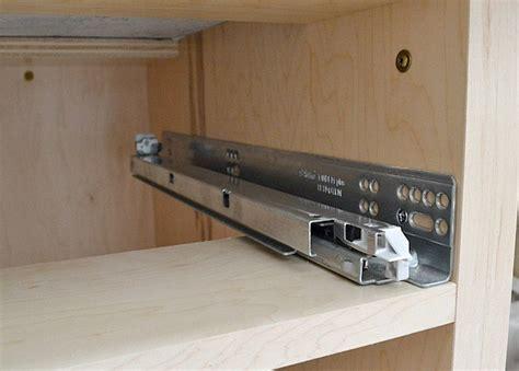 Blumotion Drawer Glides by Barker Cabinets Part 3 509 Design